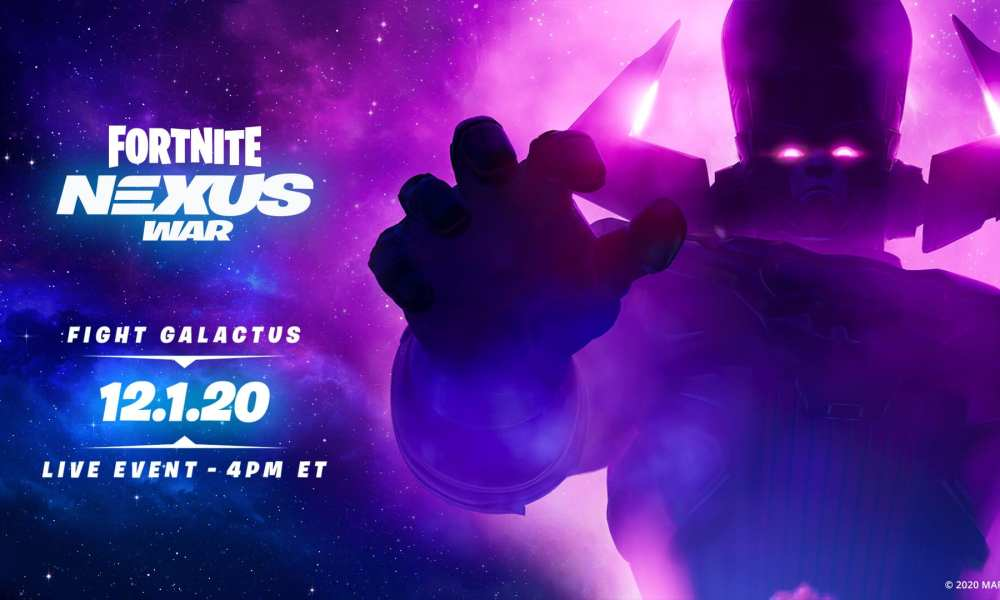 Next Big Fortnite Event Sees the Arrival of Galactus