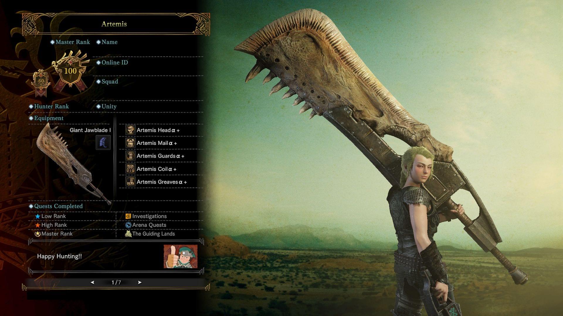 Monster Hunter World: Iceborne Reveals Monster Hunter Film Content