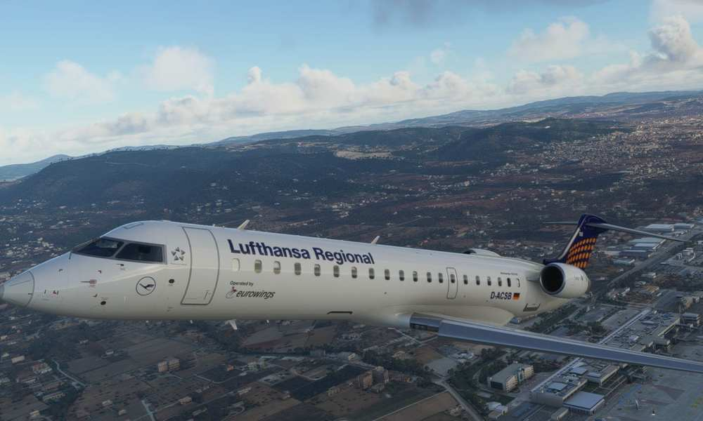 Microsoft Flight Simulator CRJ & Twin Otter Add-Ons Get New WIP Screenshots; TO Confirmed for Xbox