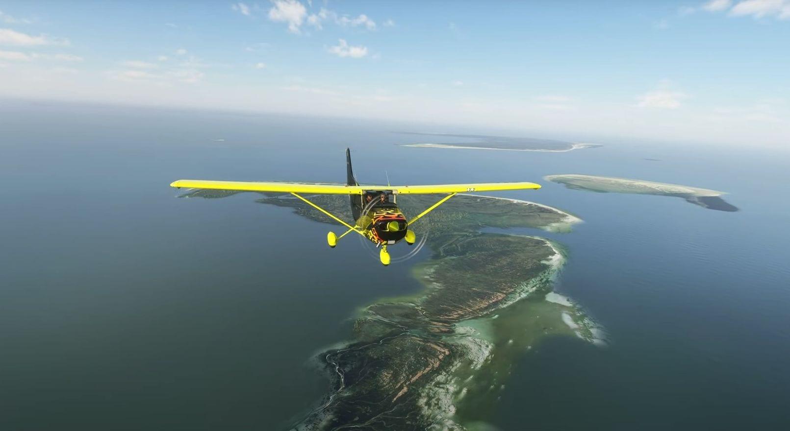 Microsoft Flight Simulator East Frisian Islands Add-On Pack Will get Charming Trailer by Aerosoft 1