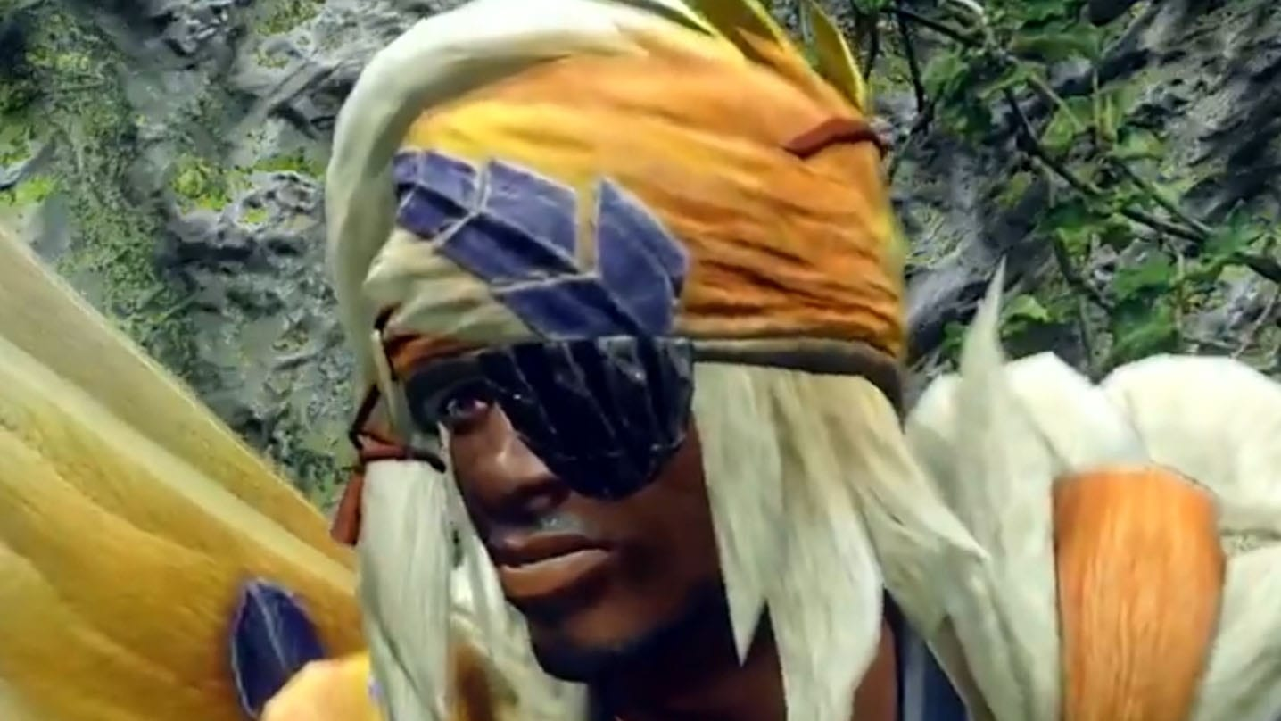 Monster Hunter Rise for Nintendo Swap Reveals Armor Set Movies and New Idea Artwork 1