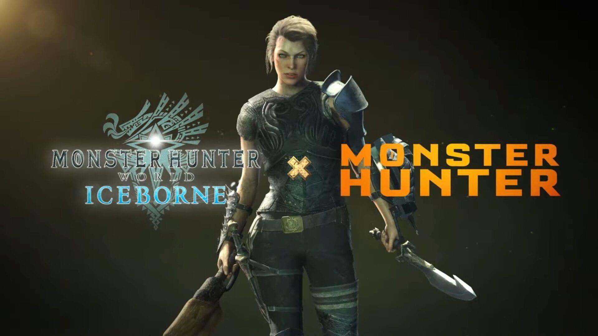 Monster Hunter World: Iceborne Reveals Monster Hunter Movie Content material 1