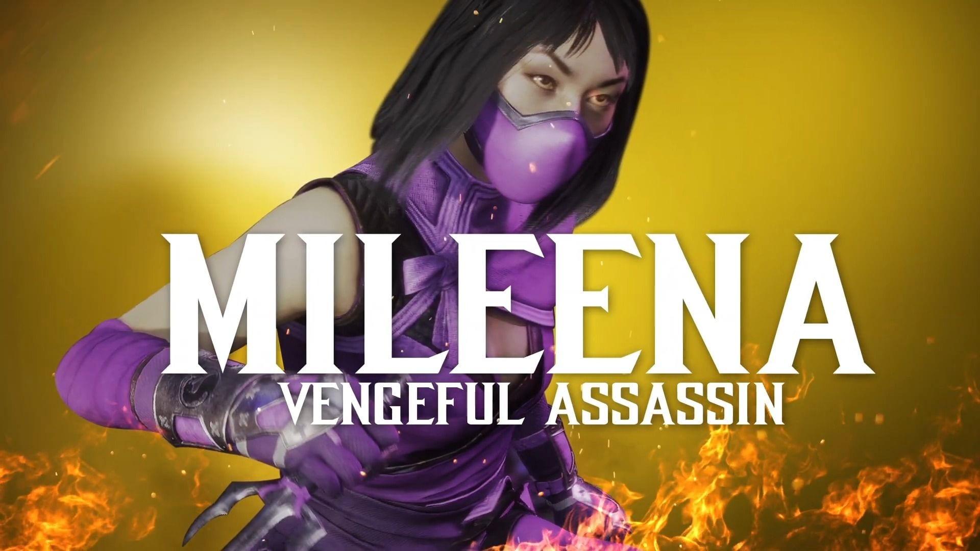 Mortal Kombat 11 Final Trailer Exhibits Mileena In Brutal Motion 1
