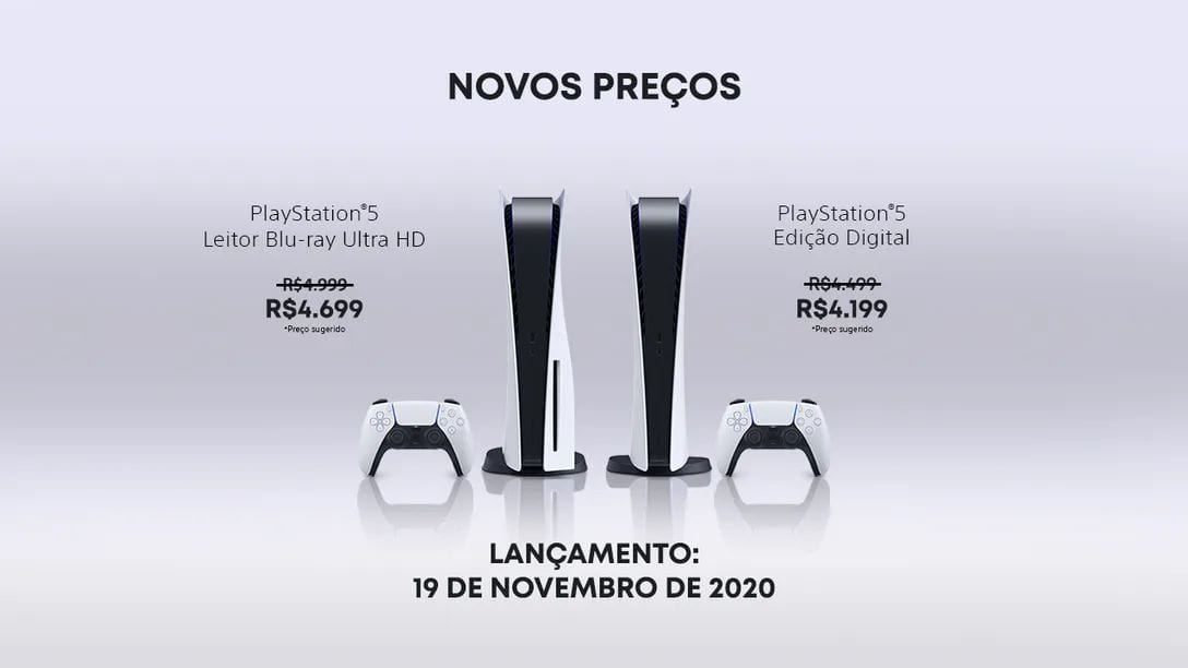 PS5 Will get a Worth Reduce in Brazil Forward of Launch 1