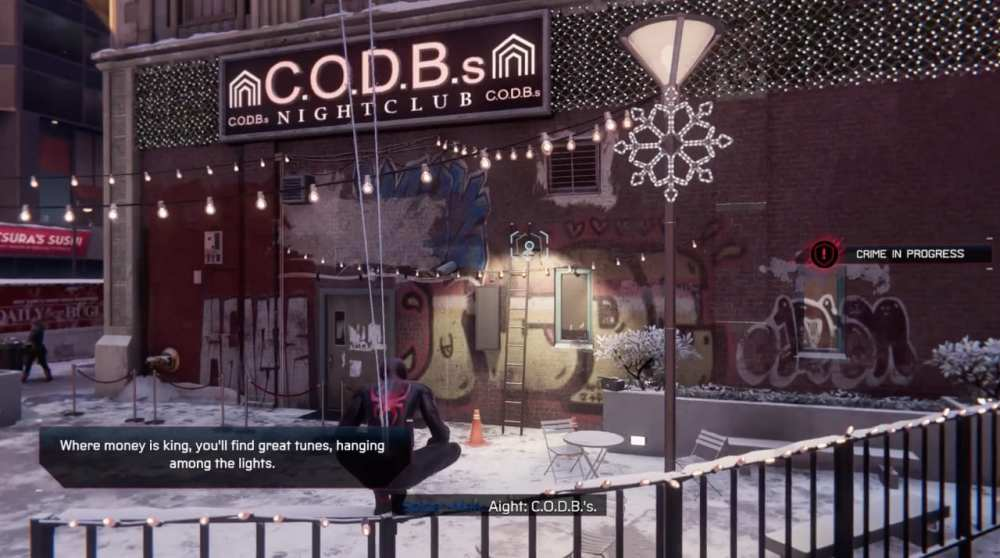 All Postcards Locations (Memory Lane Trophy) miles morales