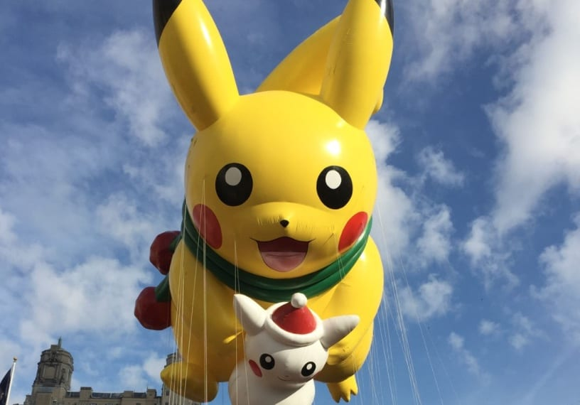 The Pokemon Company Is Teasing an Announcement for the Macy's Thanksgiving Day Parade