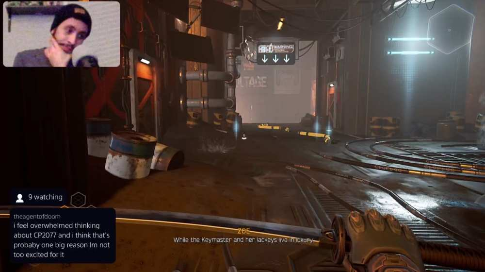 ps5 twitch integration