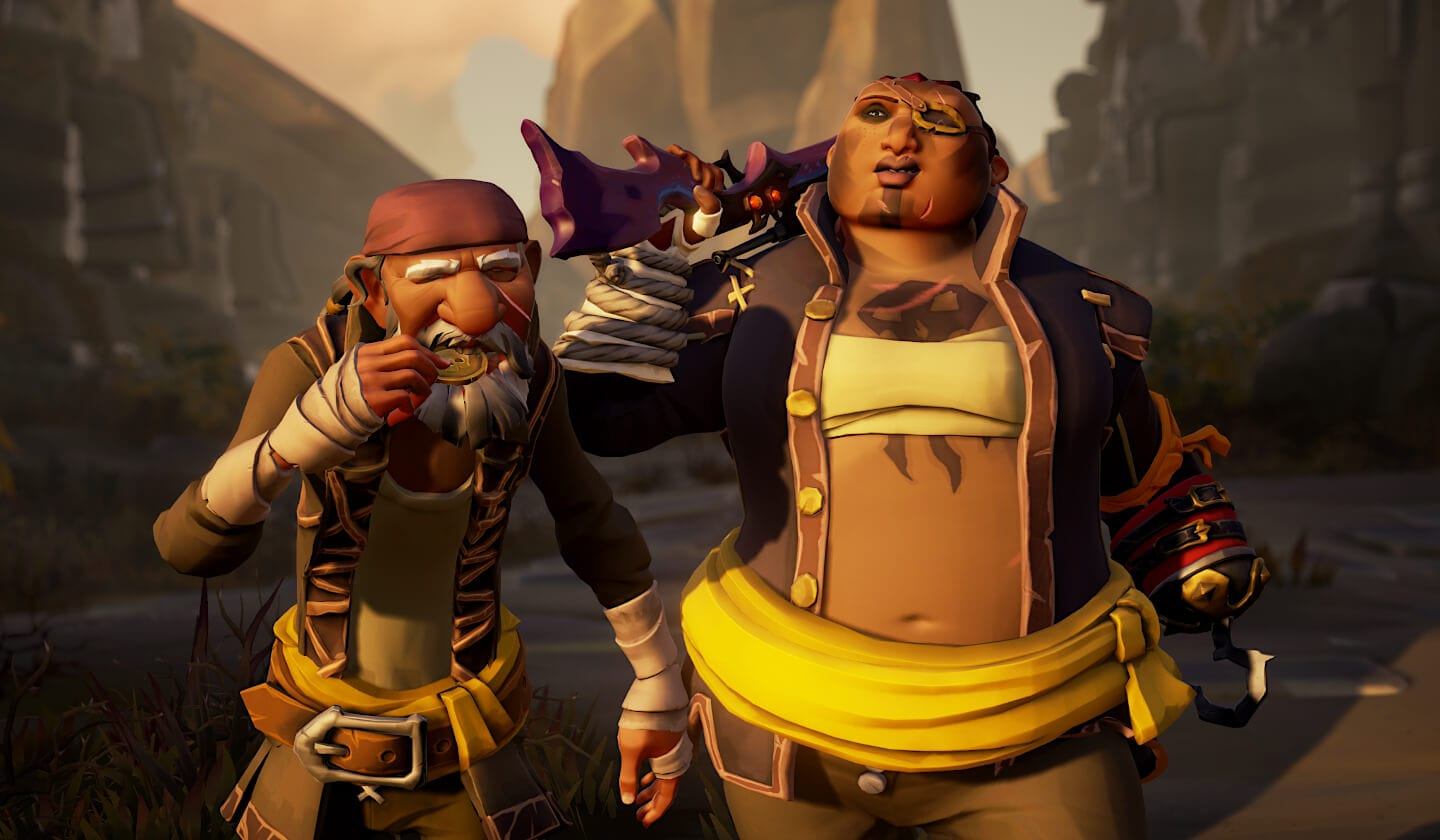Sea of Thieves Particulars Enhancements on Xbox Collection X and Collection S 1