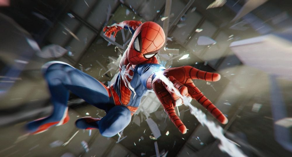 Spider-man, best sony games