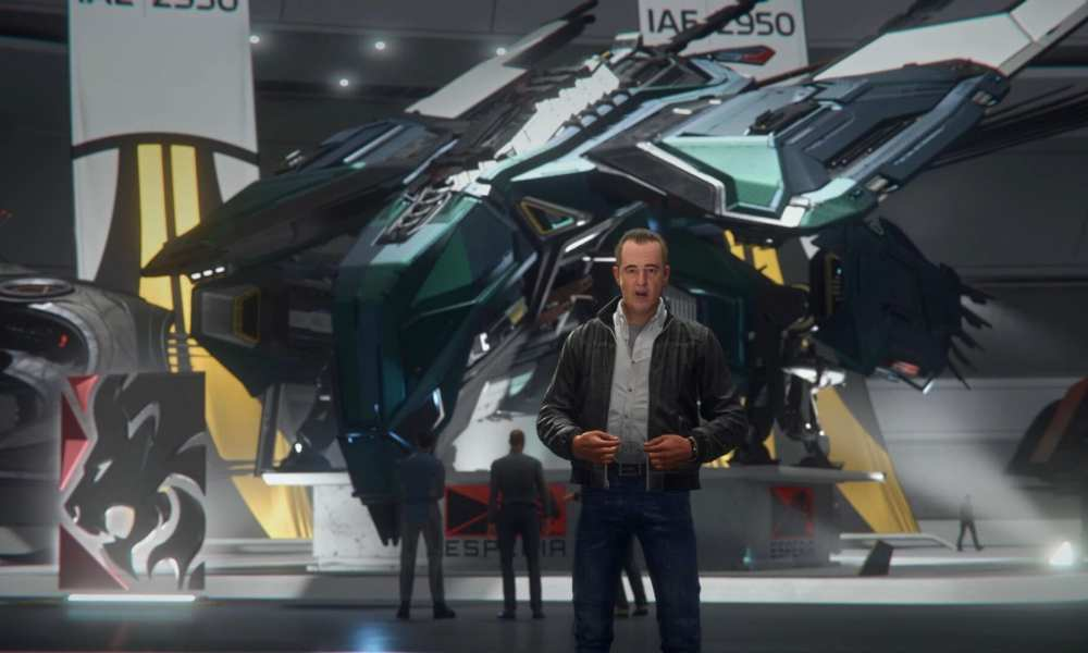 Star Citizen Gets New Trailer & Video Showing Future Content as Crowdfunding Passes $326 Million