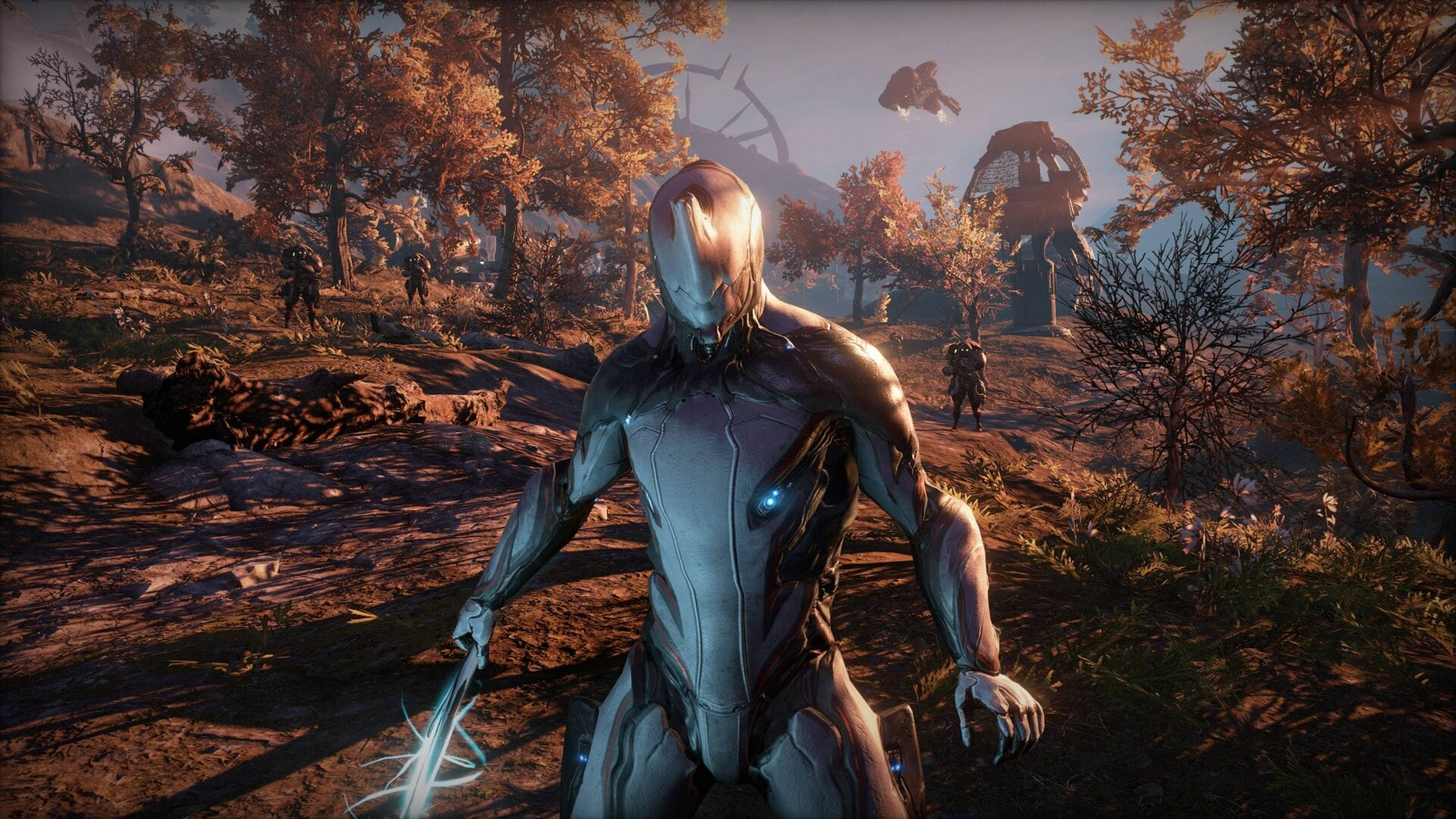 Warframe Reveals PS5 Model With New Trailer; Additionally Coming to Xbox Sequence X 1