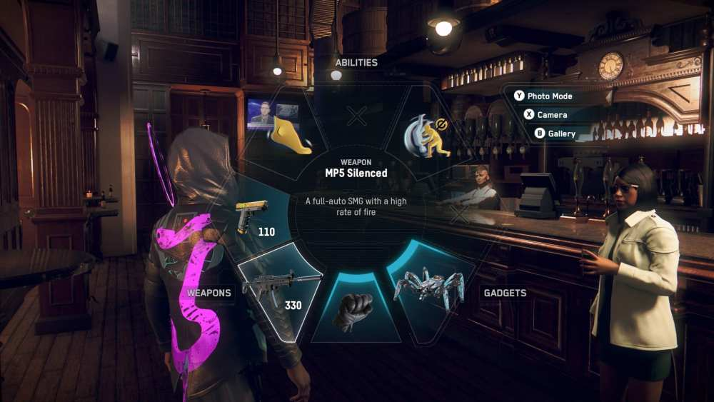 watch dogs legion, take pictures