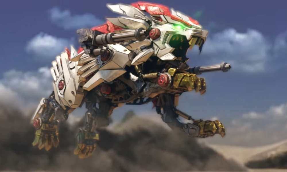 Switch Exclusive Zoids Wild Infinity Blast Gets Explosive Cinematic Opening Cutscene Trailer