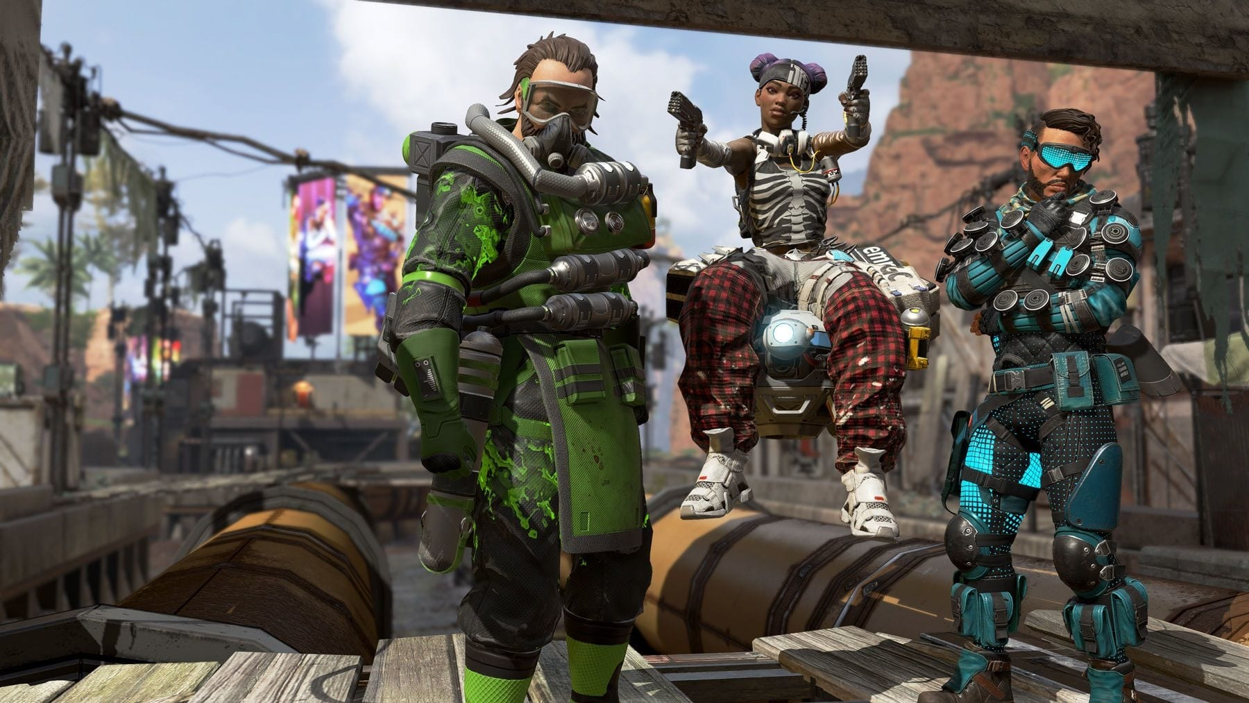 Apex Legends' Required Star XP Will get Lowered to Pace Up Battle Go Development 1