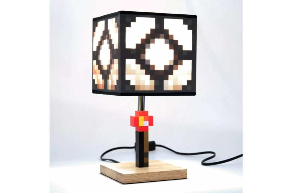 glowstone table lamp