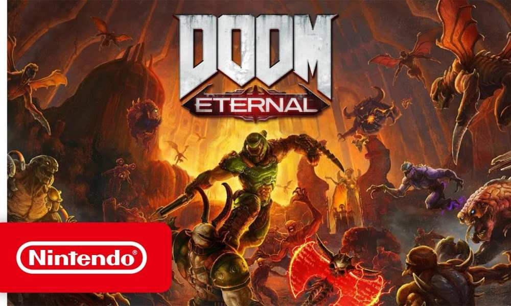 Doom Eternal Is Coming to Switch Next Week, New Trailer Reveals