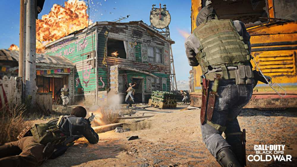 nuketown, black ops cold war maps ranked