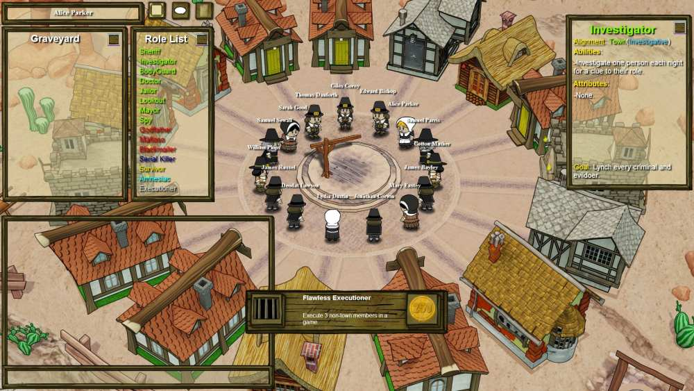 town of salem main screen