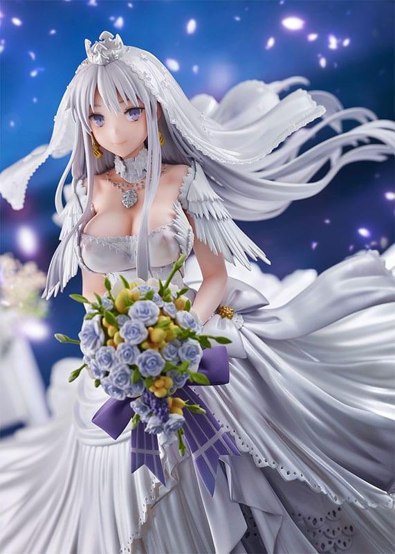 Azur Lane Reveals Beautiful Enterprise Marriage ceremony Gown Determine by Knead 2
