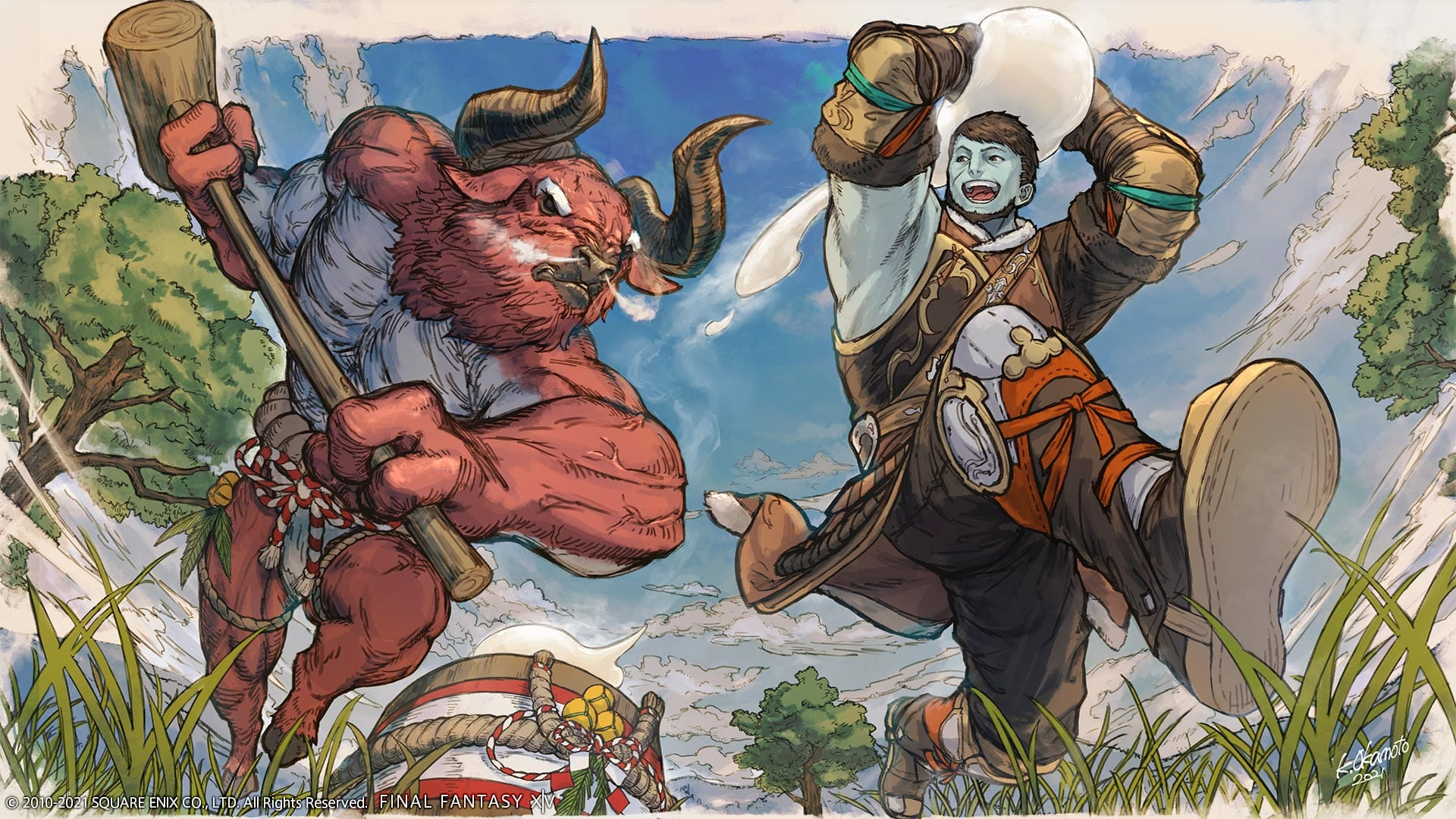 Final Fantasy XIV Heavensturn