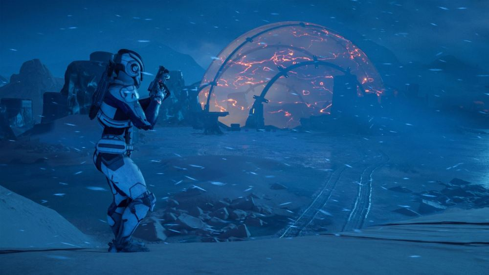 DLC, Mass Effect Andromeda