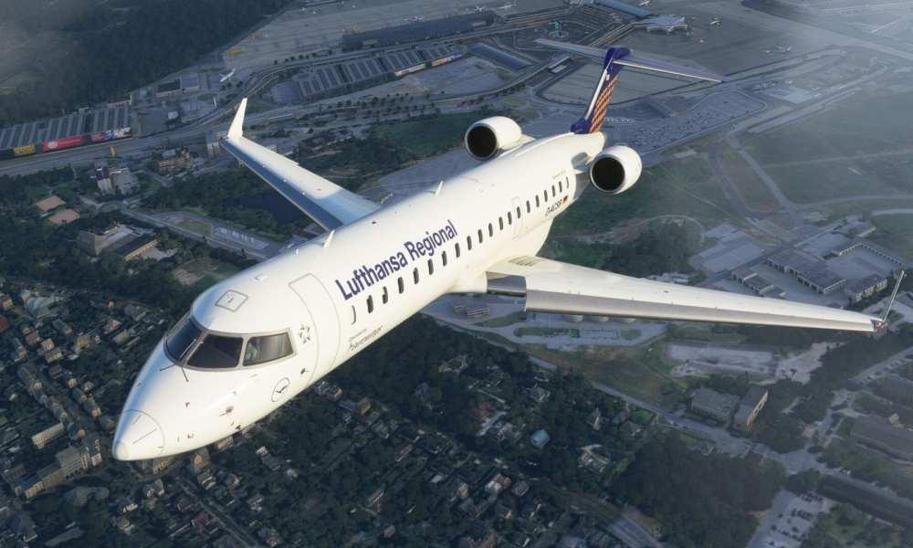 Microsoft Flight Simulator CRJ Add-On Delayed by Aerosoft ...