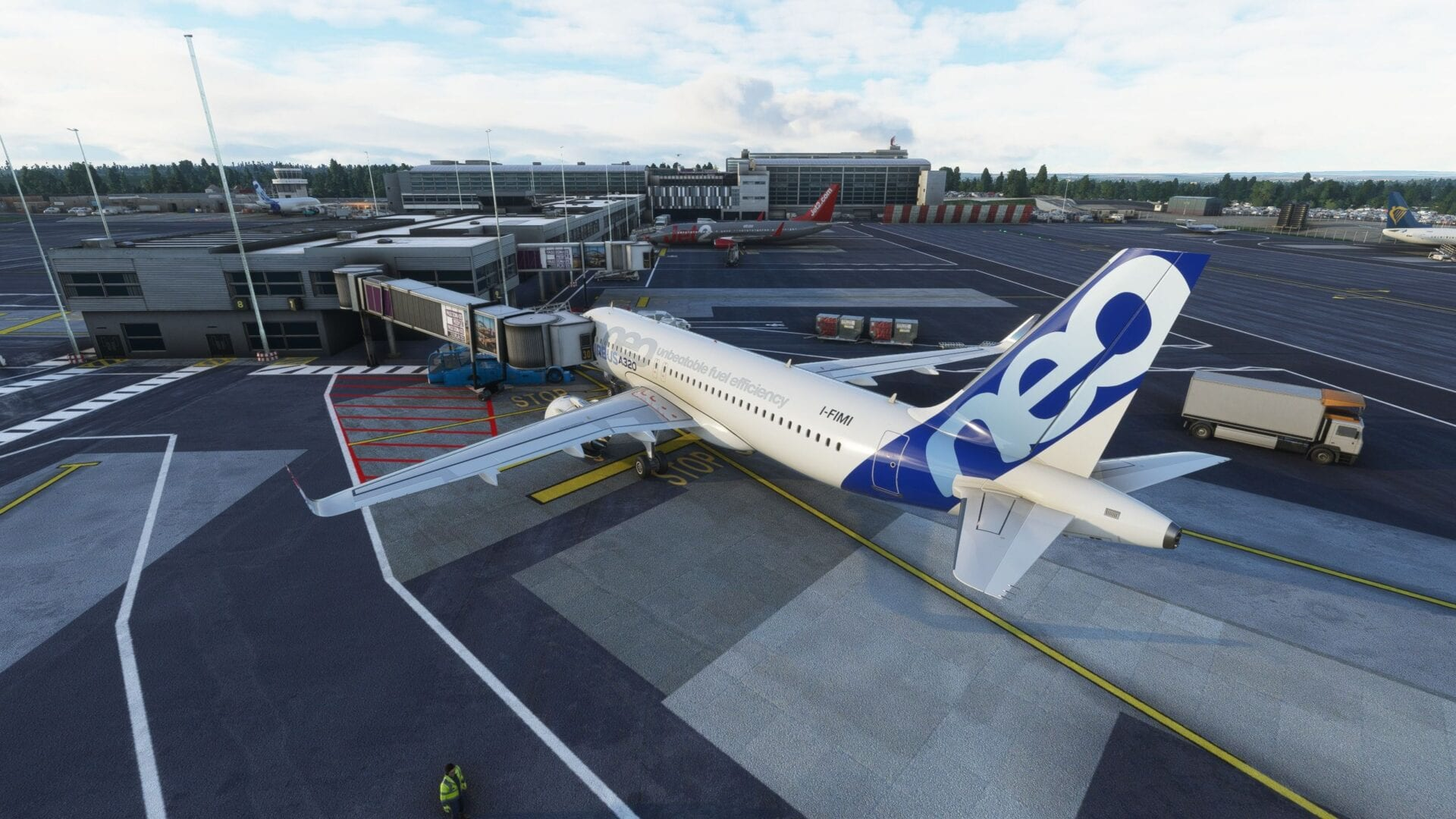 Newcastle Airport for Microsoft Flight Simulator Critic Review