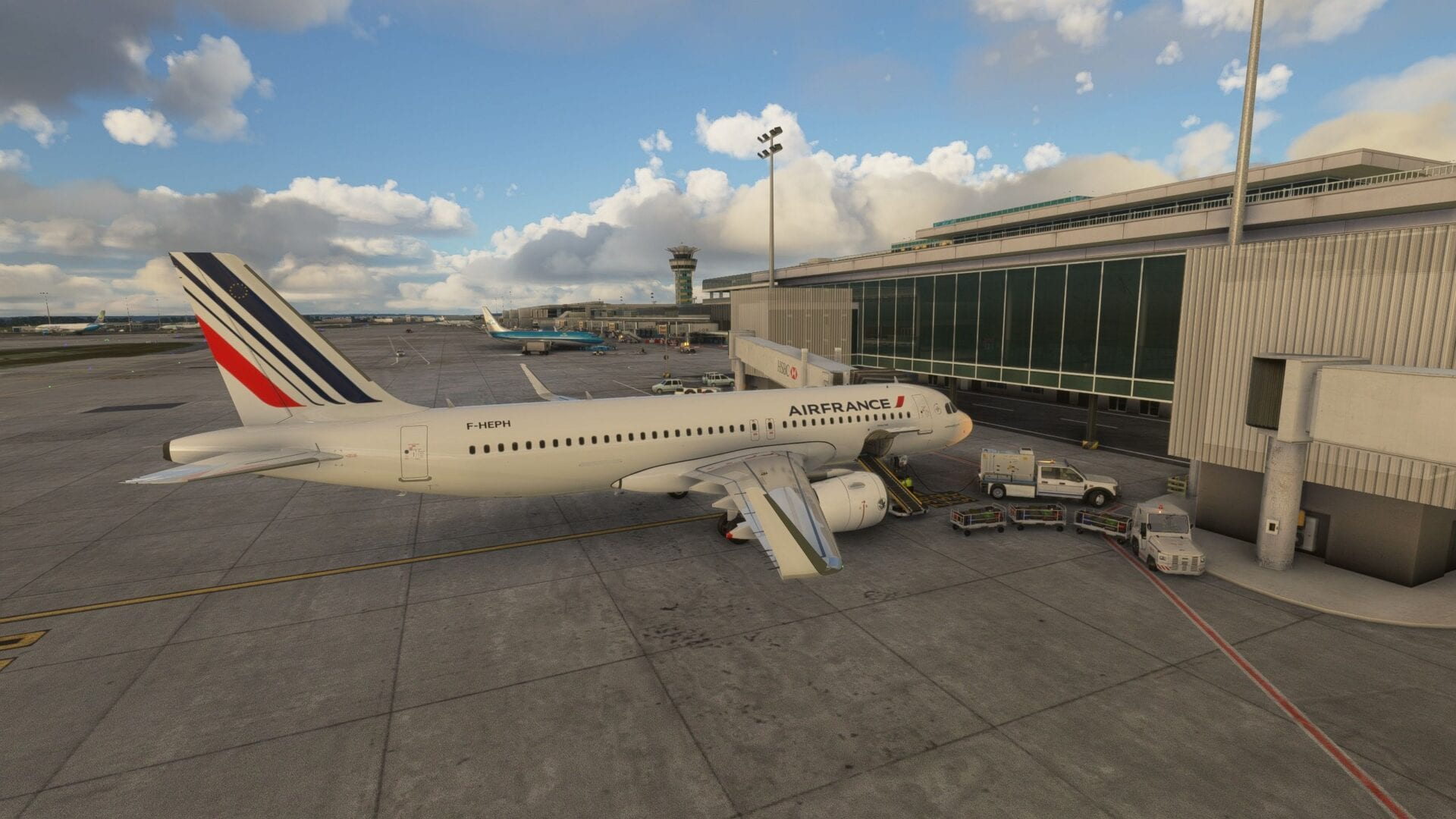Paris Orly for Microsoft Flight Simulator Critic Review