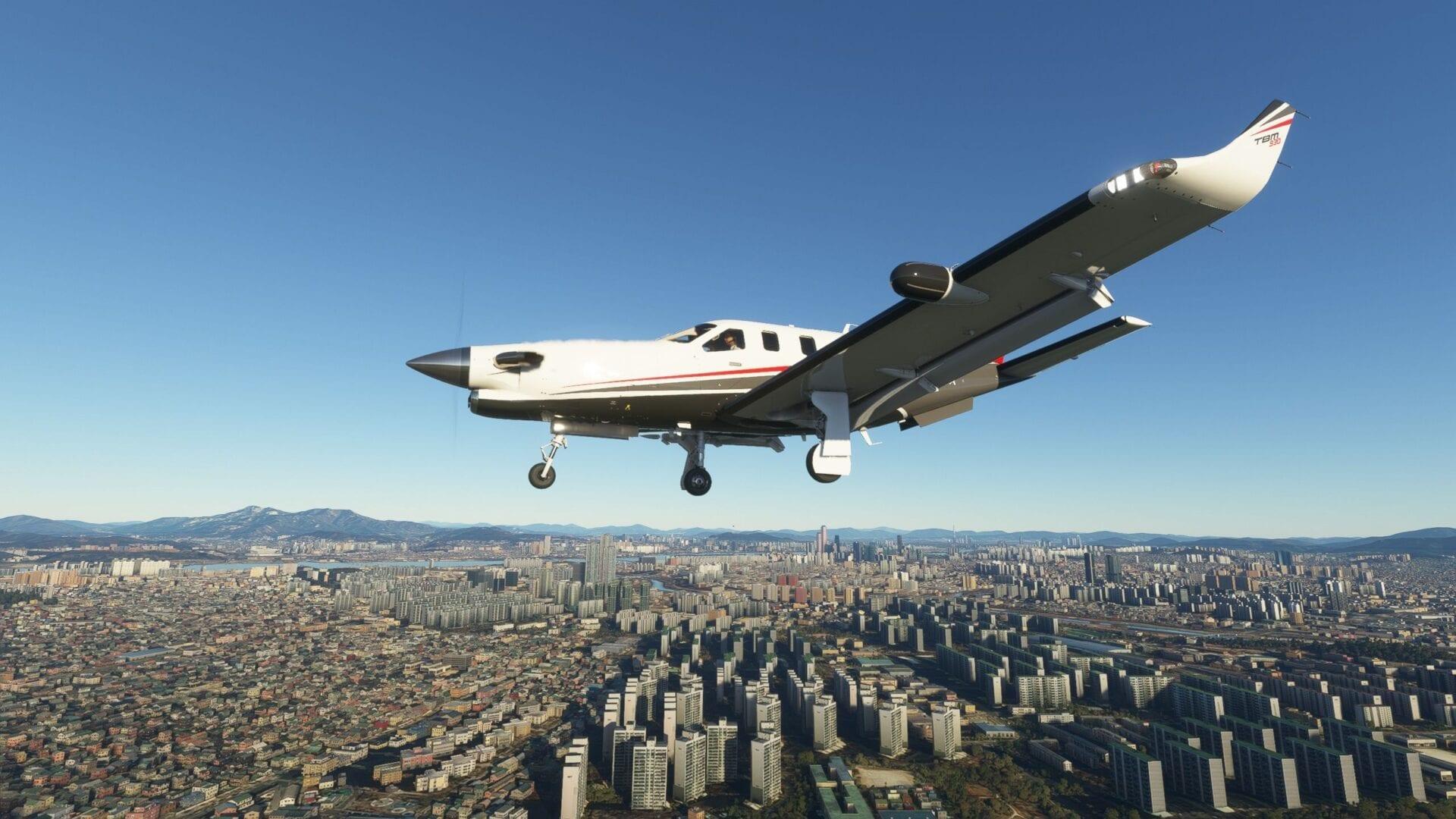 Seoul City Wow for Microsoft Flight Simulator Critic Review