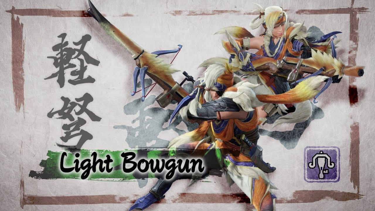 Monster Hunter Rise Will get New Trailers Exhibiting Mild and Heavy Bowgun in Motion 1