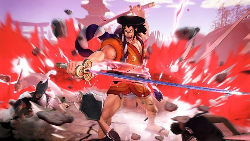 One Piece: Pirate Warriors 4 Reveals Kozuki Oden DLC With Trailer & Screenshots 1