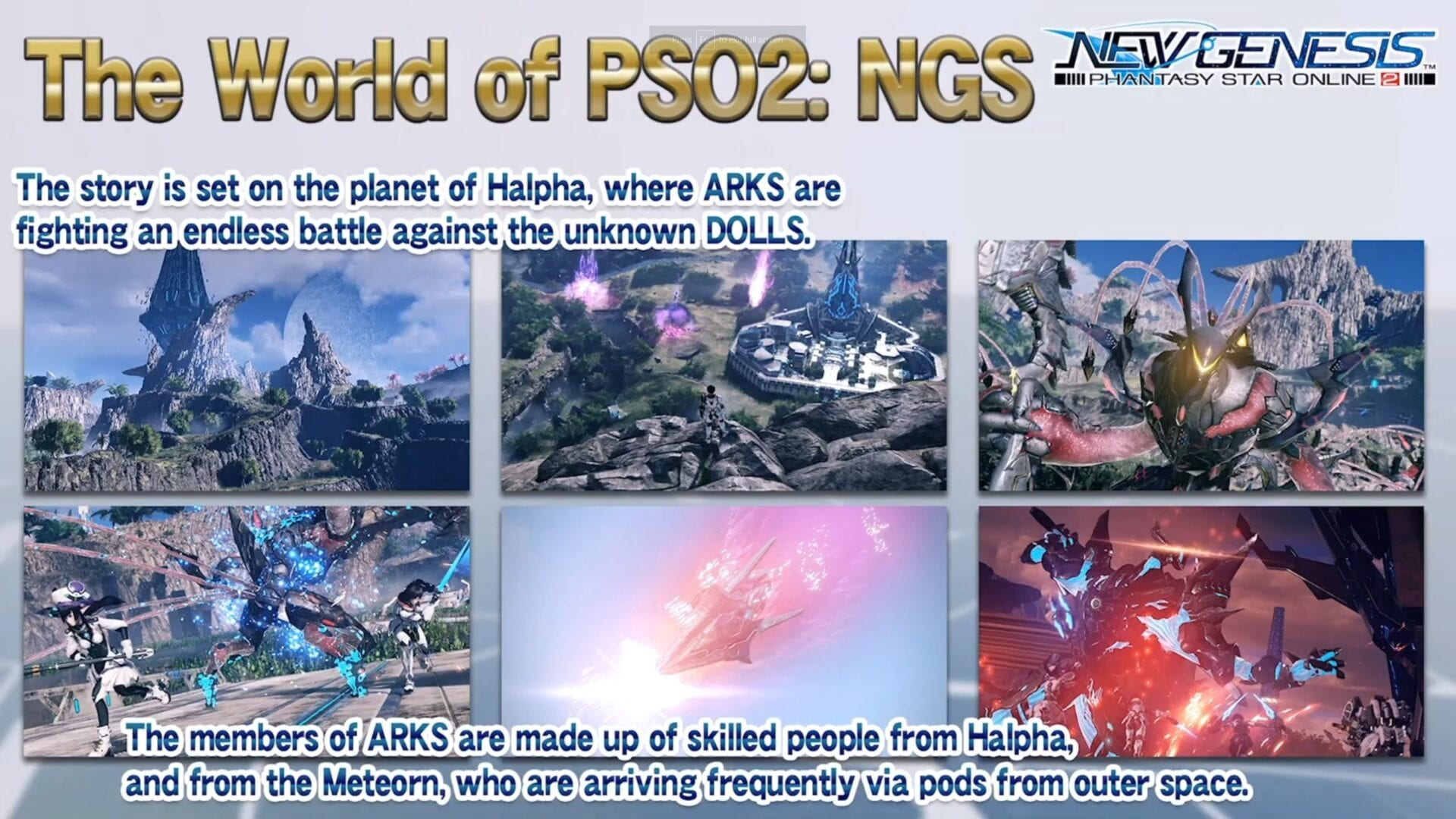 Phantasy Star On-line 2: New Genesis Will get Tons of Superior Gameplay & Particulars; New PSO2 Engine Revealed 2