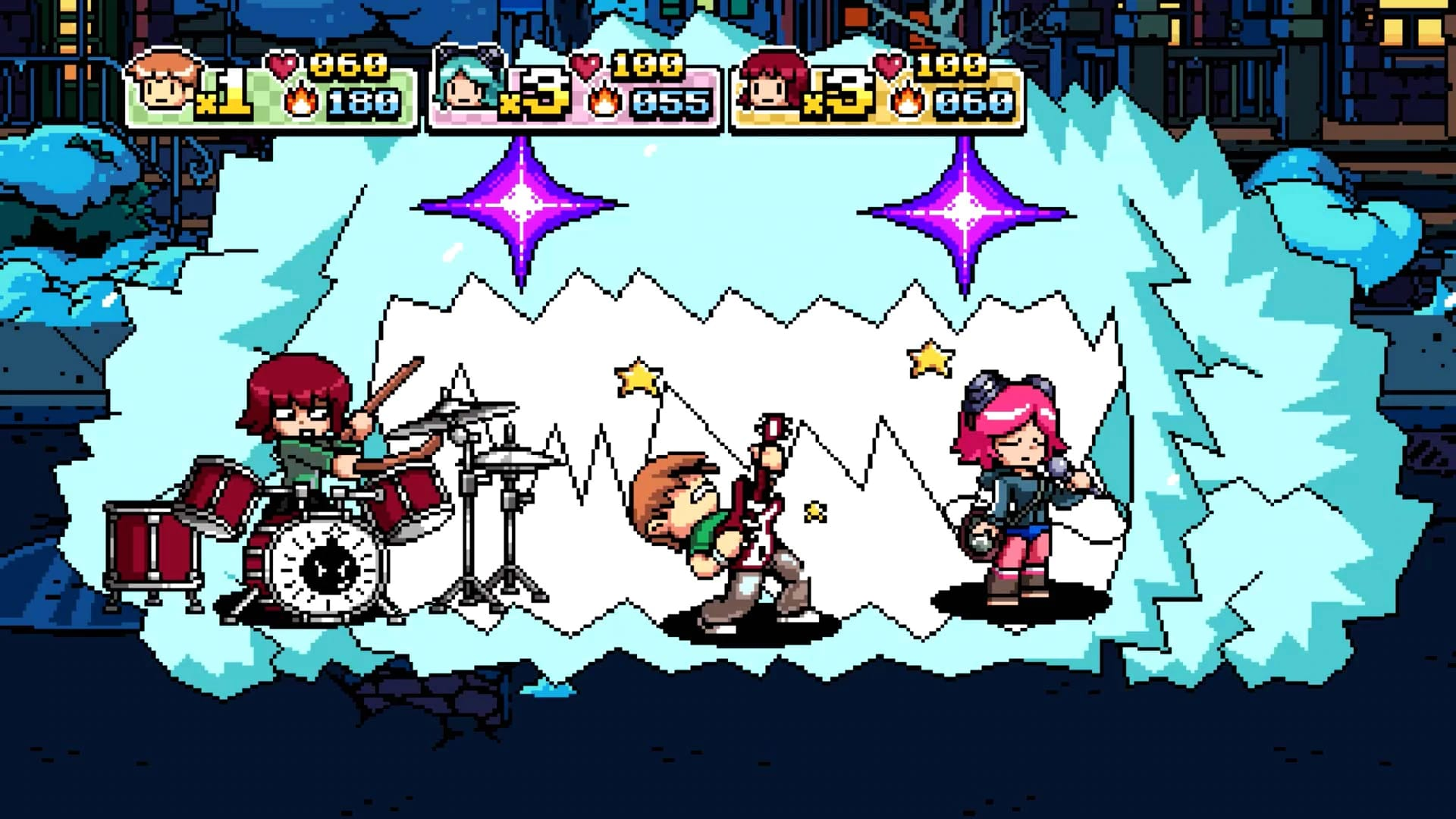 Scott Pilgrim vs. the World: The Recreation Coming to PC and Consoles in January 1