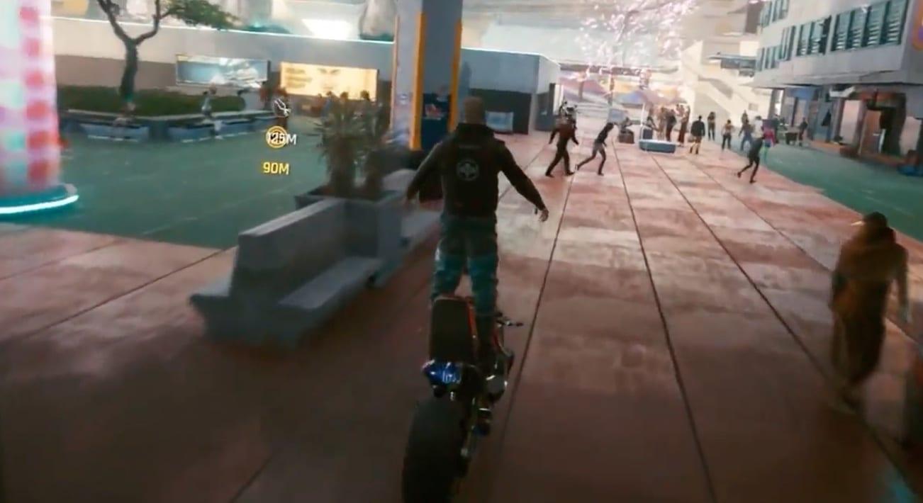 Redditor Creates Hysterical Cyberpunk 2077 Glitches Trailer 1