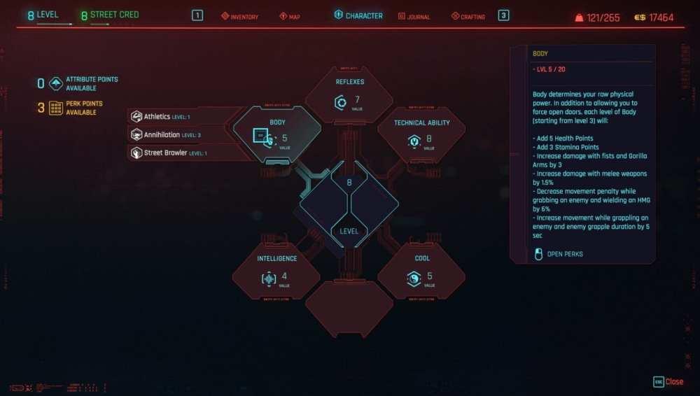 cyberpunk 2077 beginner tips