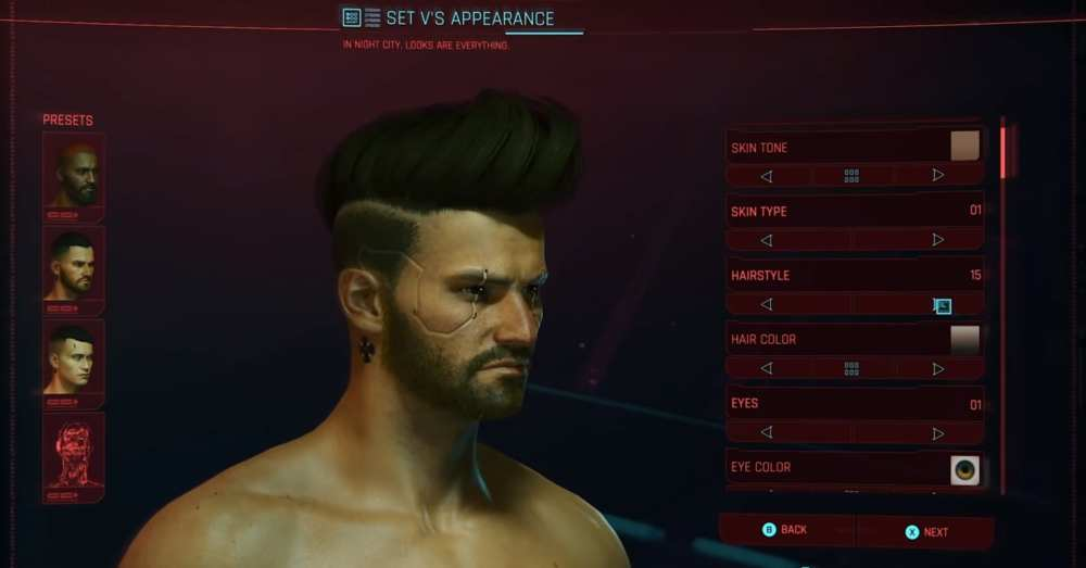 Cyberpunk 2077 All Hairstyles How To Change Hair