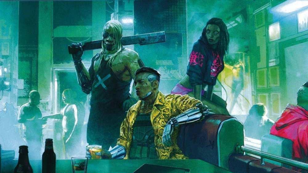 cyberpunk 2077, gangs