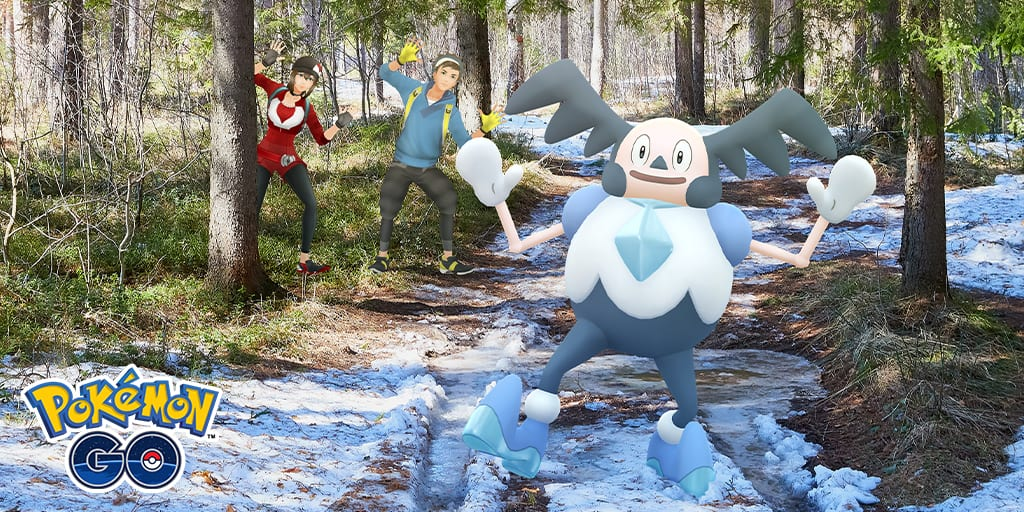 Galarian Mr. Mime & Mr. Rime Coming To Pokemon Go in Paid Occasion 1