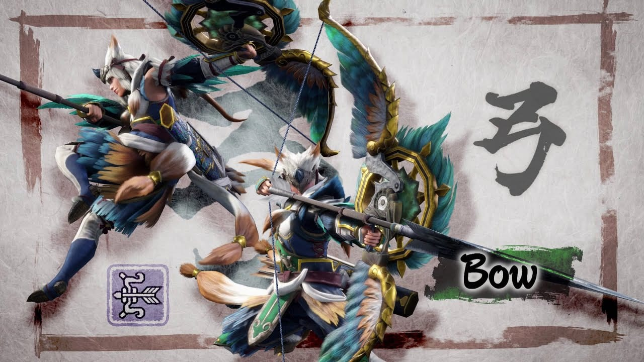 Monster Hunter Rise Will get New Trailers Displaying Bow & Twin Blades in Motion 1