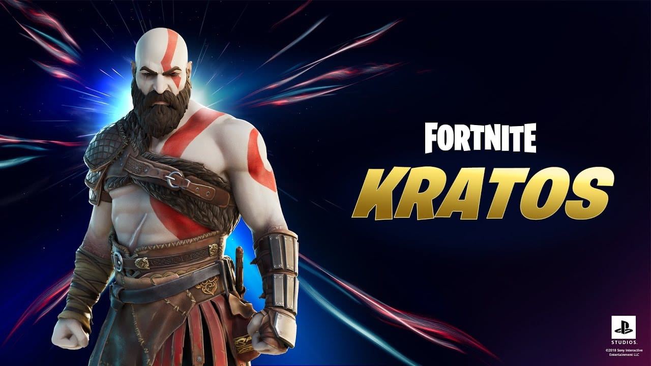 Kratos Involves Fortnite as God of Battle Crossover Is Made Official 1