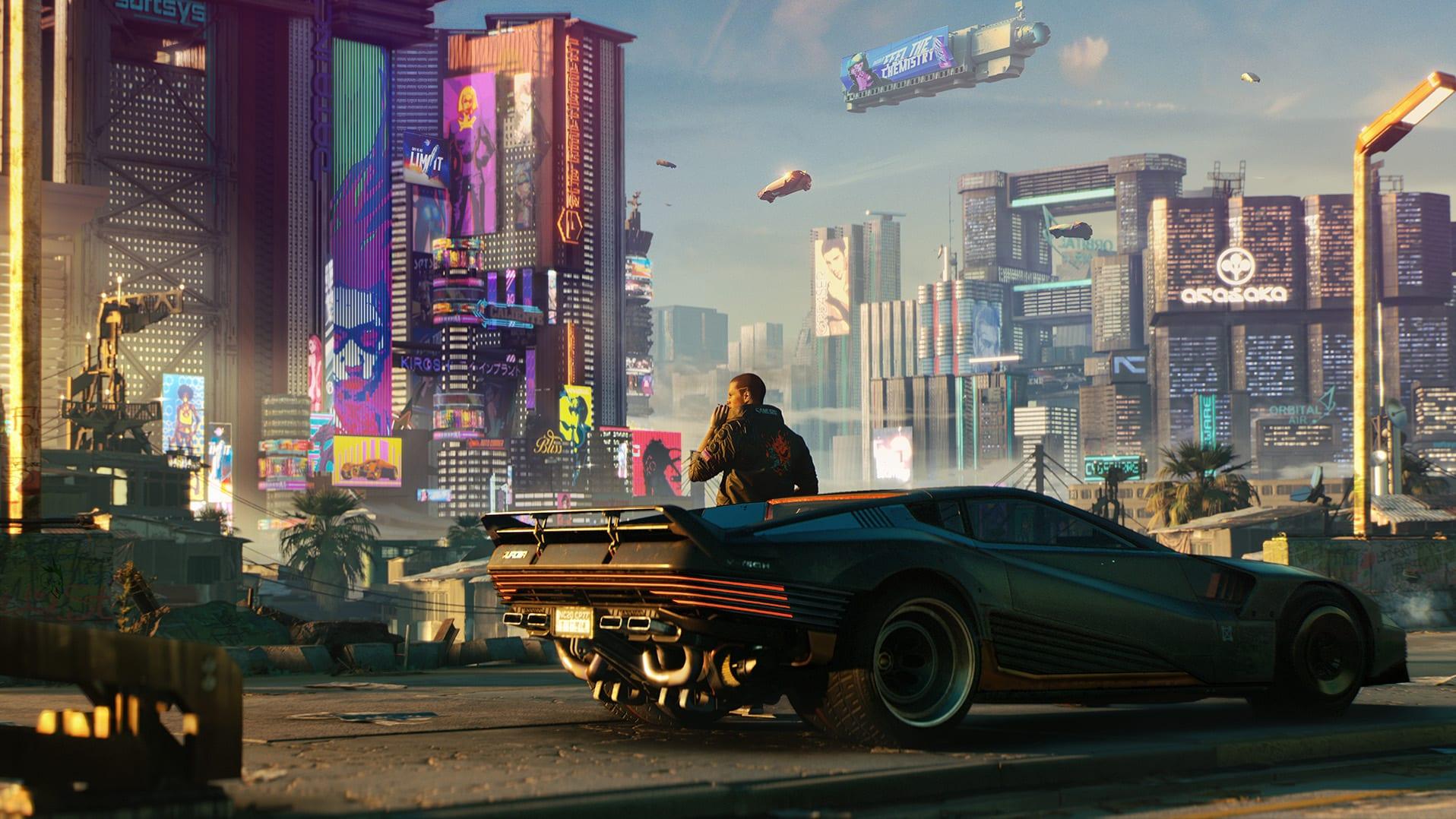 Cyberpunk 2077 Critic Review