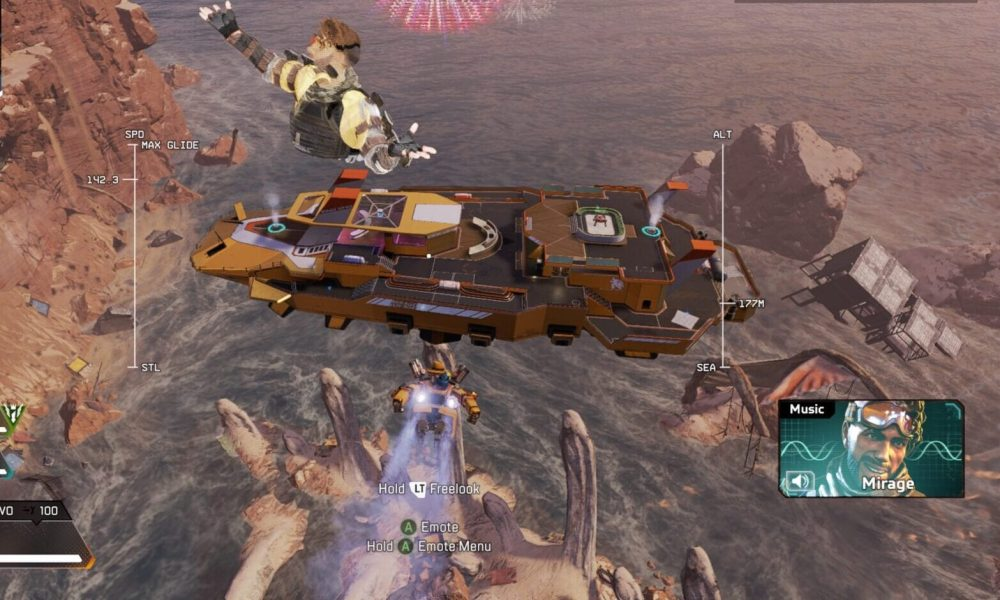 Apex Legends Has Brought Back King's Canyon and Mirage Voyage