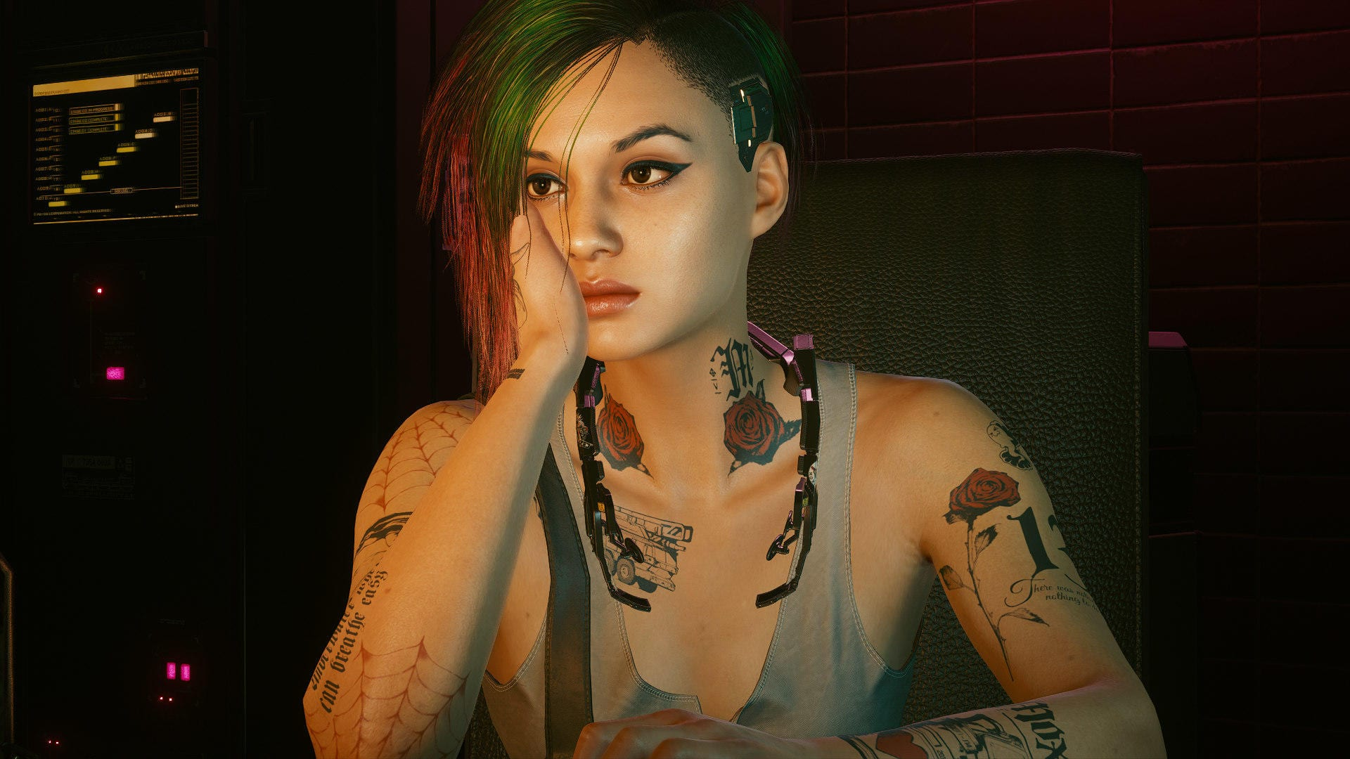 Cyberpunk 2077's Judy Was By no means Deliberate as a Romance Choice for Male V, CDPR Confirms 1