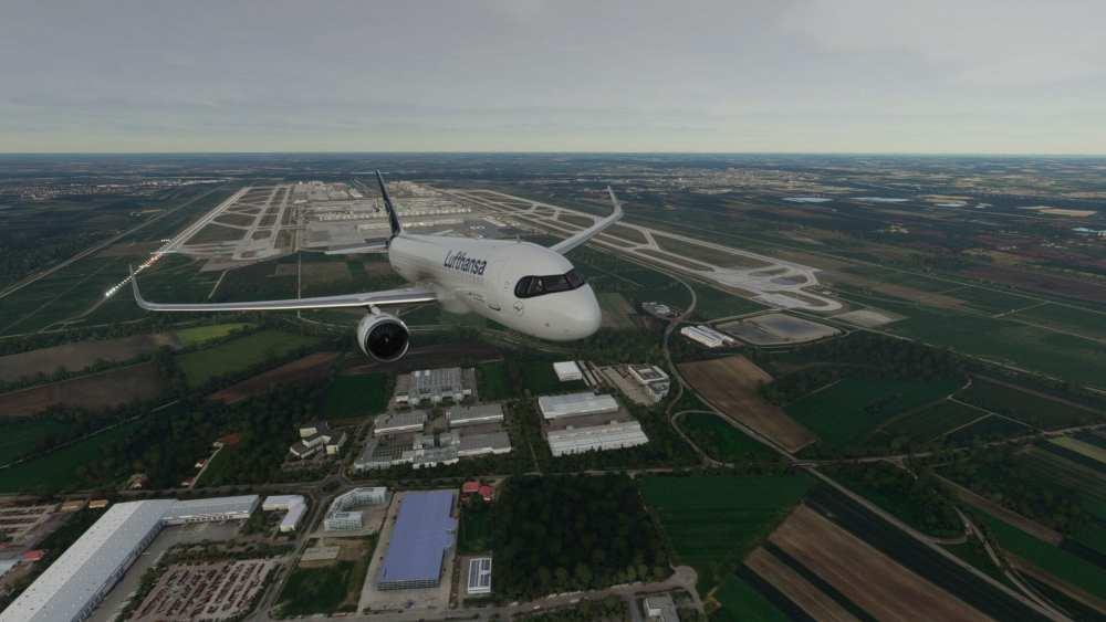 Microsoft Flight Simulator FlyByWire Interview