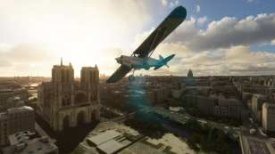 Microsoft Flight Simulator Landmarks Paris