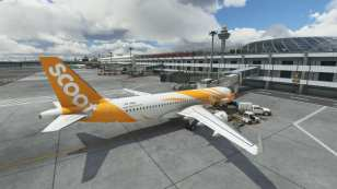 Microsoft Flight Simulator Singapore Airport Review