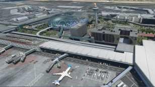 Microsoft Flight Simulator singapore