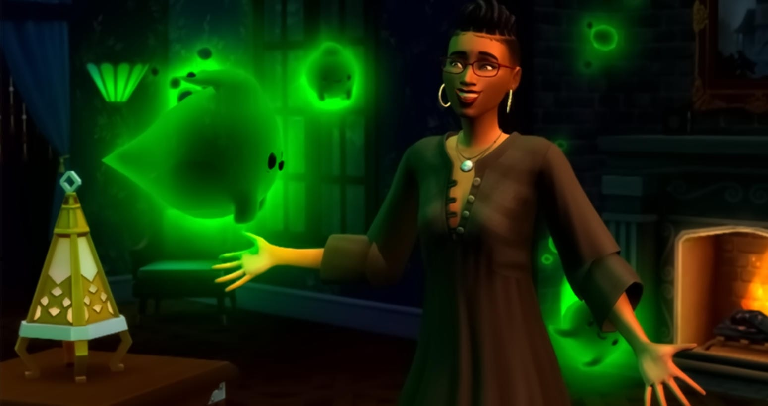 The Sims 4: Paranormal Critic Review