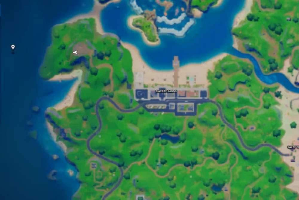 fortnite fort crumpet location