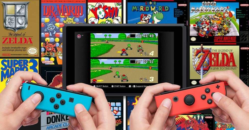 switch online snes games